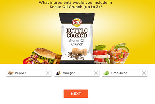 lays viral marketing select ingredients