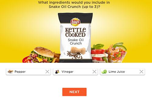 lays viral marketing select ingredients